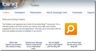 bing_toolbox