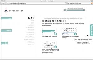SuperMinder - جدولة المهام، والتذكير بها