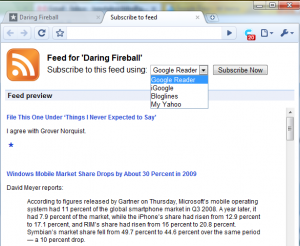 chrome-feed-preview