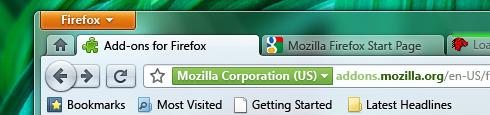 ff 4 mockup2 الشكل المتوقع الجديد لمتصفح الملايين Firefox 4.0