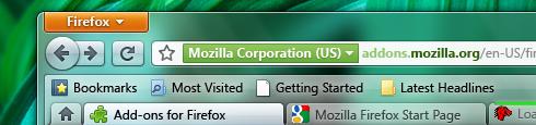 ff 4 mockup4 الشكل المتوقع الجديد لمتصفح الملايين Firefox 4.0