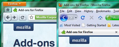 ff 4 mockup6 الشكل المتوقع الجديد لمتصفح الملايين Firefox 4.0