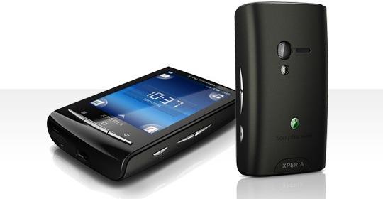 620015 أول هاتف بنظام اندرويد من سوني اريكسون Xperia X10