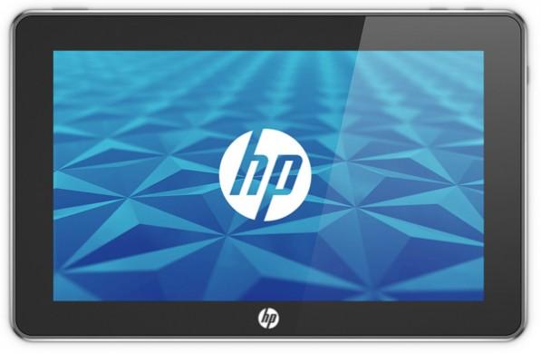 جهاز HP Slate