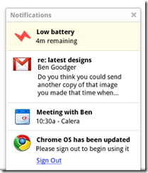 Copy of Notifications