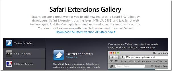 safari-extensions