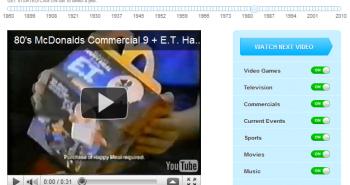 yttm.tv : آلة الزمن لموقع اليوتويب