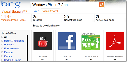 bing-wp7apps