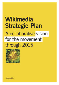 Wikimedia Movement Strategic Plan Summary