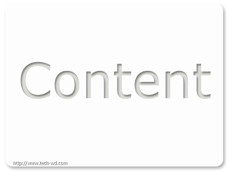 إدارة المحتوى
