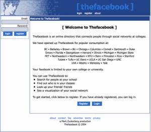جولة على الميّزات التي توفرت في فيس بوك عند إطلاقه قبل 11 عام