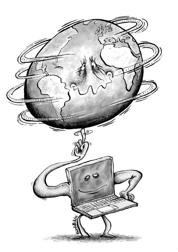 ثورة الإنترنت
