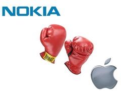 Nokia vs Apple okey نوكيا تنتصر على أبل في قضية براءات الاختراع