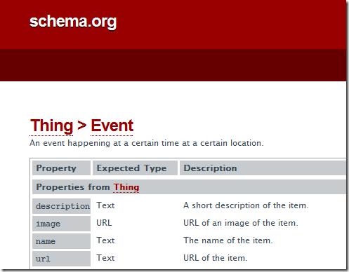 schema.org thumb schema.org : محرك بحث للمطورين من قوقل وبينق وياهو