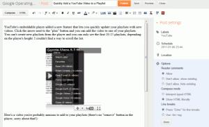 blogger new ui jul2011 2 300x183 تصميم جديد للوحة تحكم بلوقر