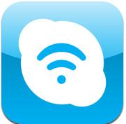 skypewifi سكايب تطلق تطبيق للعثور على نقاط اتصال الواي فاي