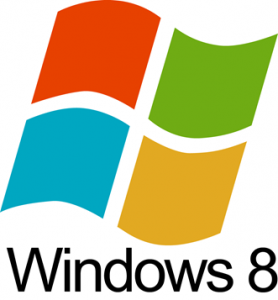 Windows 8 logo Aseel AlOmran 278x300 كل ما يخص نظام ويندوز Windows 8 ( تحميل وتثبيت ، مراجعة بالصور والفيديو ، مصادر )