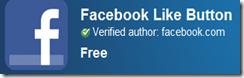 f thumb قوقل والفيس بوك يطلقان إضافة للكروم خاصة بشبكتيهما الاجتماعية