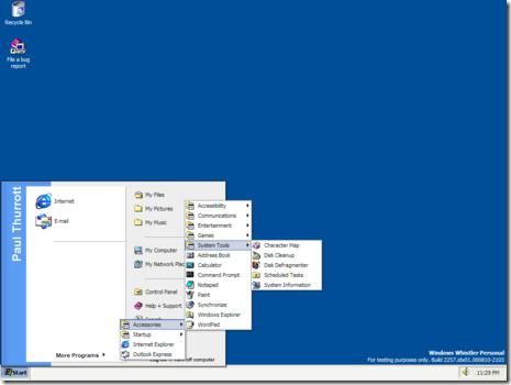 Windows_XP_build_2257