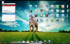 iPadian1 300x187 iPadian: محاكي تطبيقات الآي باد على الويندوز