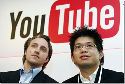 steve chen dan chad hurley pencipta youtube thumb عشرة رواد أعمال غيروا الانترنت