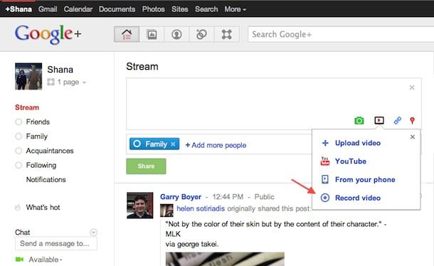 15 العديد من التحديثات الجديدة لجوجل بلس