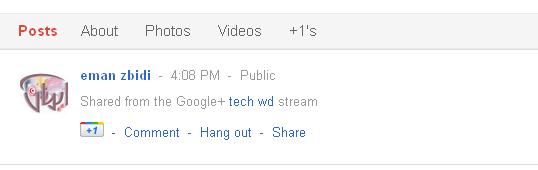 22 العديد من التحديثات الجديدة لجوجل بلس
