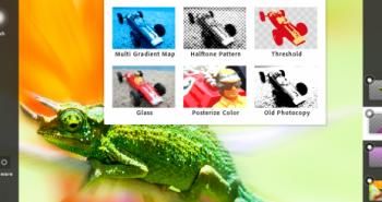 أدوبي تطلق تطبيق Photoshop Touch لجهاز الايباد 2