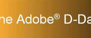 دعوة لحضور فعاليات Adobe D-Day