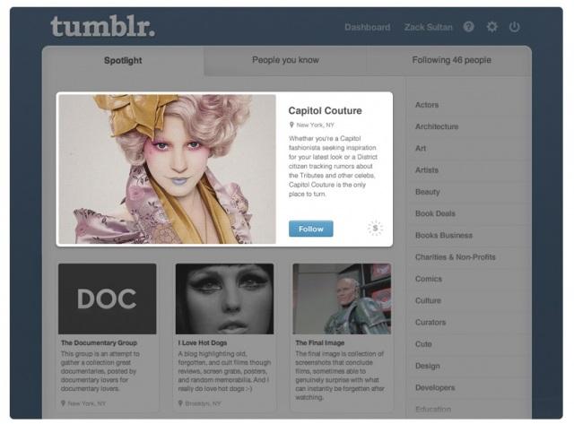 sponsors tumblr تمبلر يبدأ بإستقبال طلبات الإعلانات على الموقع