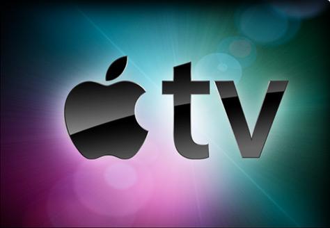 appletvlogo توقعات بالكشف عن تلفاز آبل نهاية العام الحالي
