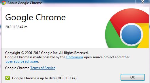 chrome 20 thumb جوجل تطلق النسخة النهائية 20 من متصفحها الكروم
