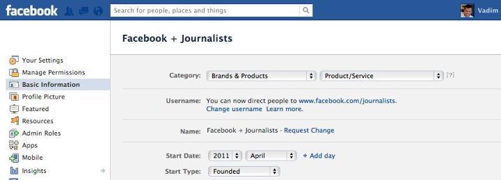 تحديثات جديدة لأصحاب صفحات الفيس بوك