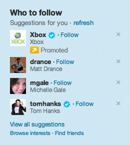 promoted accounts كيف يحقق تويتر ارباحه؟