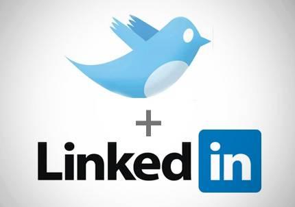 twitter linkedin logos تويتر تحذر المطورين لإتباع اسلوبها