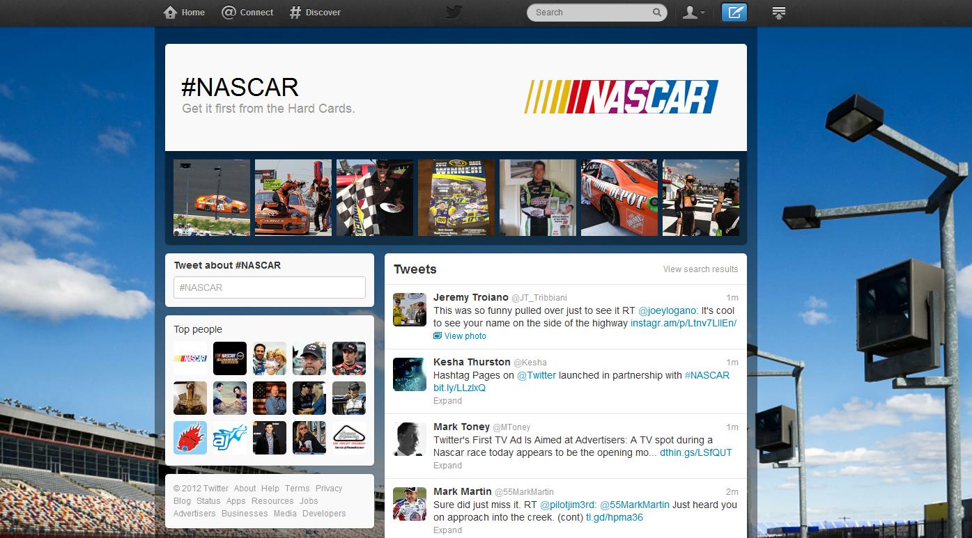 twitter nascar 2 كيف يحقق تويتر ارباحه؟