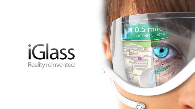 118 آبل تحصل على براءة اختراع جهاز شبيه بنظارات غوغل