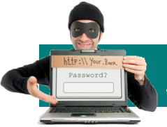 كيفية التعرف على مواقع ورسائل الاصطياد الالكتروني Phishing والحماية منها