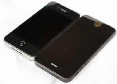 iphone 5 leaked case maker model الايفون القادم سيحمل مأخذ توصيل أصغر