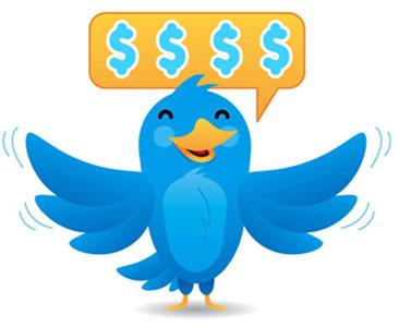 twitter money تويتر في طريقها للإستحواذ على خدمة جديدة لتعزيز اعلاناتها