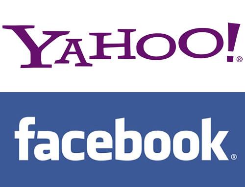 yahoo for facebook إتفاقية بين ياهو وفيس بوك لمشاركة المحتوى والإعلانات