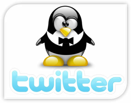 twitter-linux