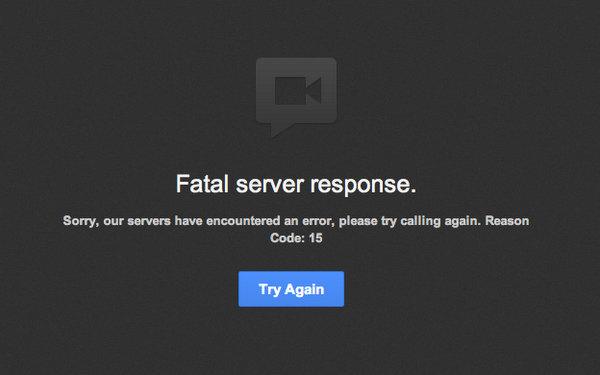 Google-Hangouts-Issue