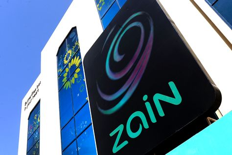 Zain+Telecom