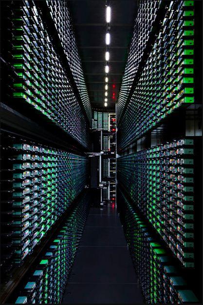 جولة **ورة مراكز بيانات قوقل