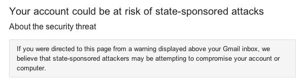 تزايد الهجمات الأمنية مستخدمي مايل