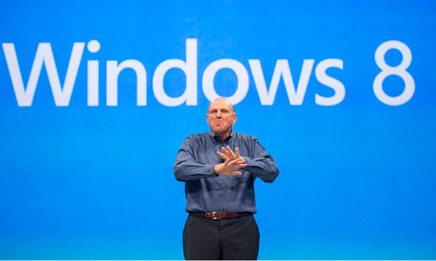 Windows 8: Steve Ballmer