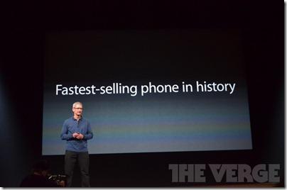 مؤتمر أبل: الايفون أسرع الهواتف