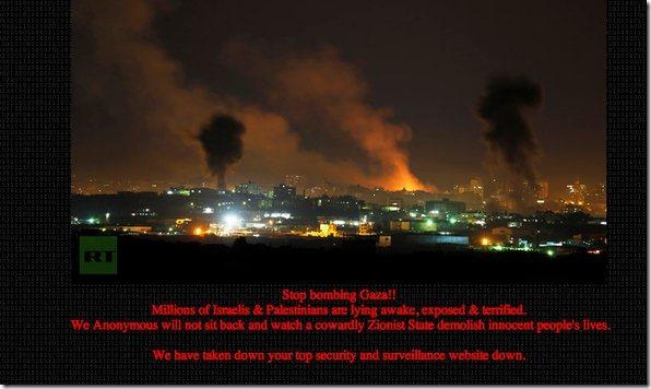 15bits israel tmagArticle thumb انانيموس تهاجم المواقع الإسرائيلية و تنشر عملياتها في الهاش تاق OpIsrael#