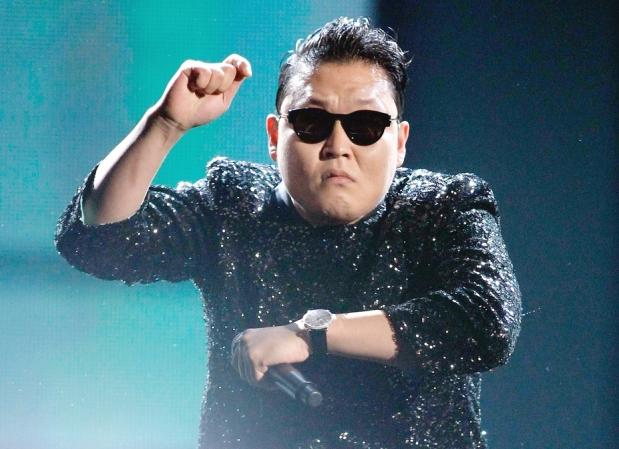 """أكثر مليون مشاهده لأغنية """"Gangnam"""